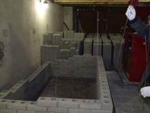 Miezuri atunci când o cărămidă Lego casa
