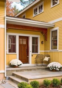 Betong veranda
