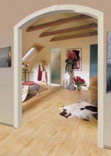 Arch in cucina invece della porta (58 foto): un semi-arco in ...