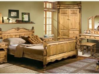 Camera da letto in stile country (73 foto): idee di interior ...