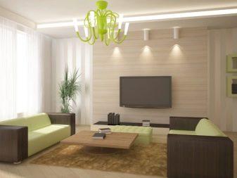 Pencahayaan Di Ruang Tamu 55 Gambar Idea Idea Dengan Siling Siling Yang Digantung Dan Tanpa Kandil Di Dalam Dewan Bagaimana Untuk Meletakkan Lampu Dan Mana Yang Dipilih