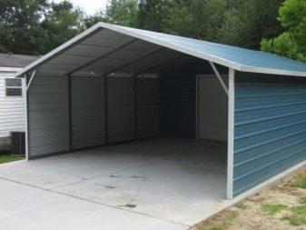 Projek Garaj Untuk 2 Buah Kereta 63