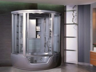Duschkabine mit Badezimmer (81 Fotos): Modellauswahl ...