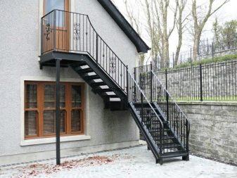 Escalier design (96 photos): à l\'intérieur du salon ...