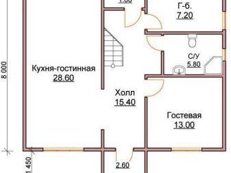 Progetti di case a un piano da blocchi di gommapiuma (57 ...