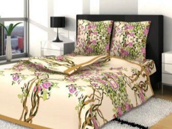 Rosa och svart tonåring sängkläder