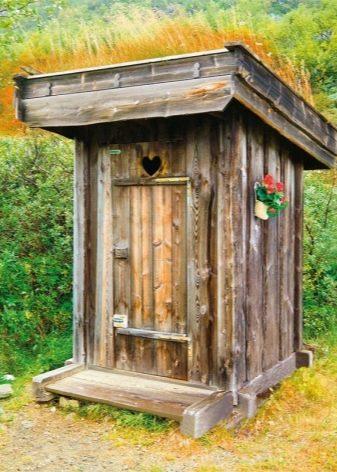 Toilette All Aperto 90 Foto Come Costruire Un Bagno In Legno