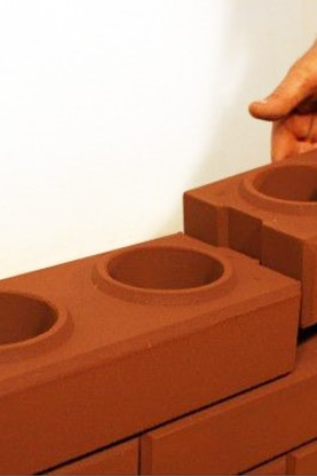 Lego caramida