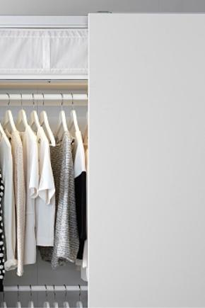 Wardrobe PAX from IKEA