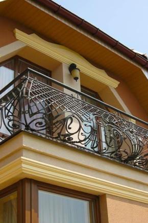 Kované Balkony 93 Fotografií Ploty A Zábradlí S Kováním