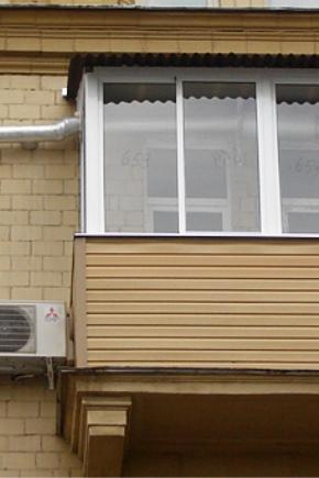 Revêtement de balcon