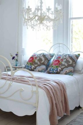 Vita sängar