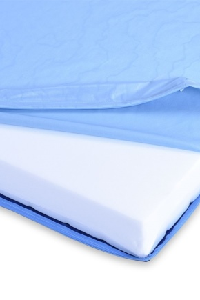 Polyurethane mattresses