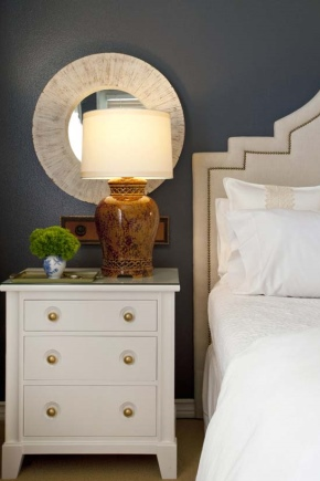 Bedside tables for the bedroom