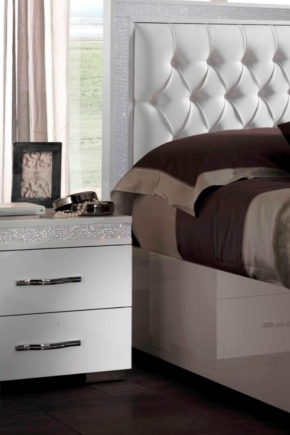 Bedside cabinets for bedroom