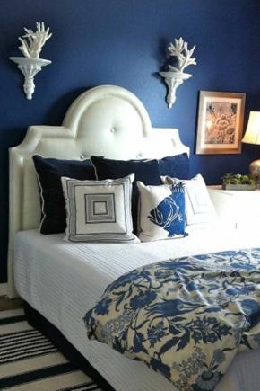 Kék hálószoba