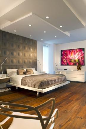 Válasszon színt a hálószobához