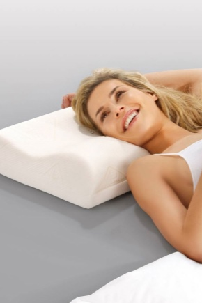 How to choose an orthopedic pillow?