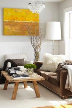 Divatos padló lámpák a különböző stílusokban