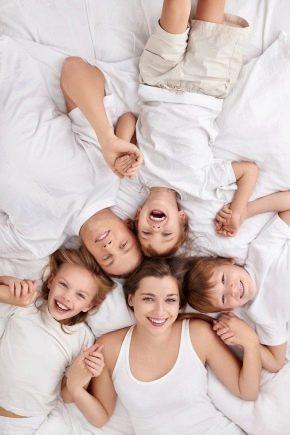 Egenskaper av madrasser KDM