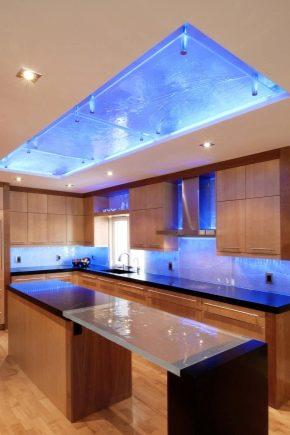 LED lightening