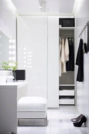 Witte Ikea Kledingkast In Een Modern Interieur 22 Fotos