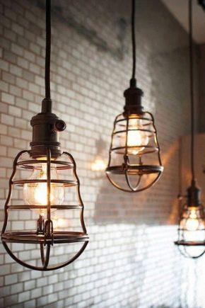 Декоративни осветителни лампи