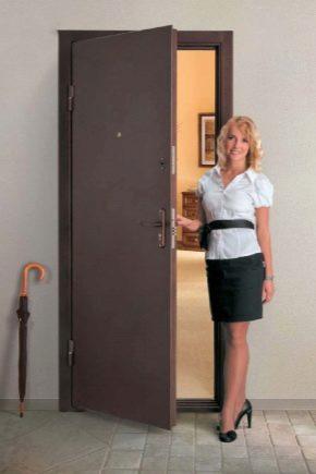 Vad används dörrarna i henen?