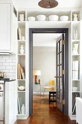 Pintu Dapur 56 Foto Kenapa Kita Perlukan Model Lipat Cahaya Dapur Dengan Gelas Gelongsor Dan Produk Dalaman Yang Berukuran Dua Kali