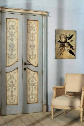 Provence stil dörrar