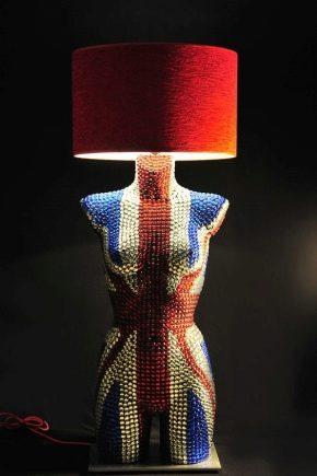 Изключителни ръчно изработени лампи
