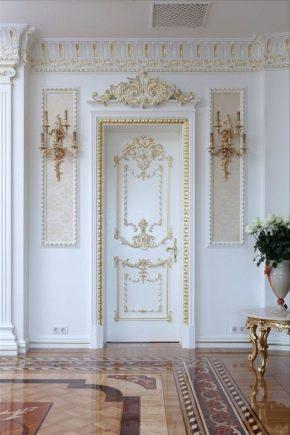 Elite doors: exclusive options in the interior