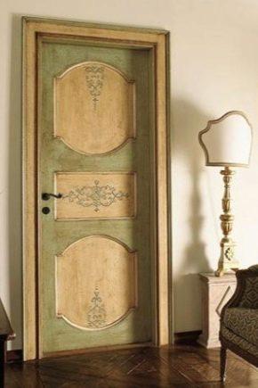 Italian doors: elegance and chic
