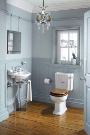 Hur man väljer dörren till badrummet?