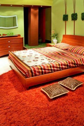 Heated carpets