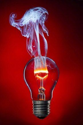 Lampor för lampor