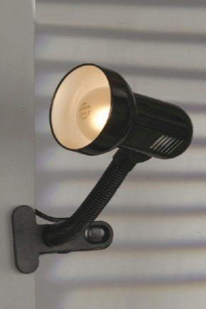 Bordslampor med mount