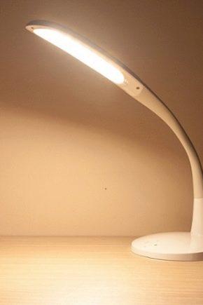 LED bordslampor