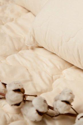 Couverture de coton