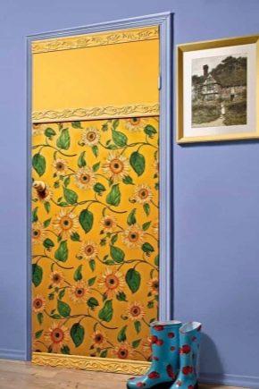 Door decoration and decor