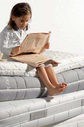 Features of Luntek mattresses