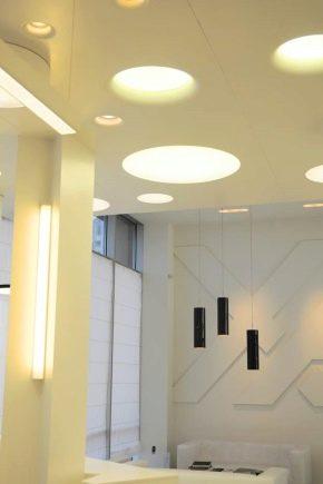 Inbyggda LED-lampor