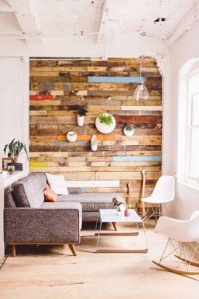 अपार्टमेंट के इंटीरियर में पेड़: स्टाइलिश प्राकृतिक डिजाइन