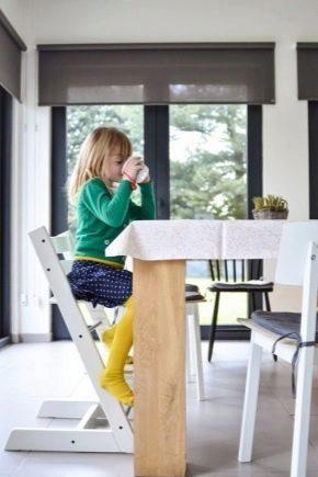 Kid-Fix stol för barn: fördelar och nackdelar
