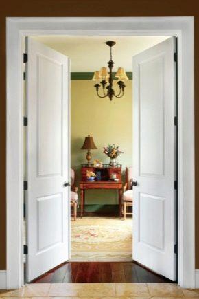 Double portes: comment choisir?
