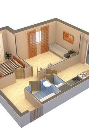 Ötletek és lehetőségek a lakások újratervezésére