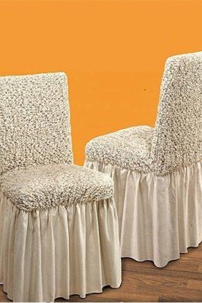 Gör omslag till stolar gör det själv