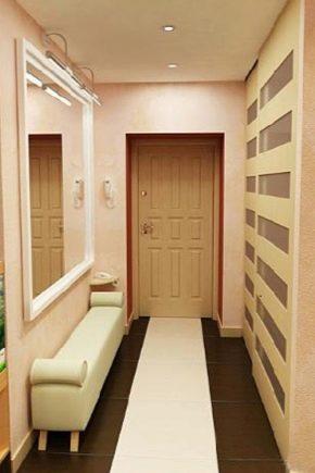 Jak mogę zaplanować mały korytarz?