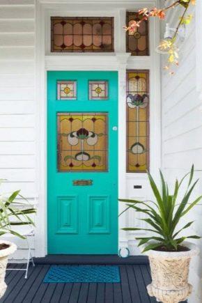 Vad borde vara tröskeln till ingångsdörren?