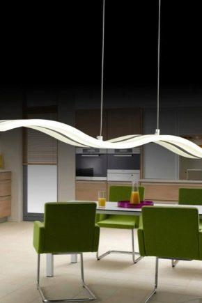 Lumières linéaires de LED